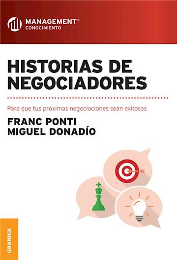 E-book Historias De Negociadores