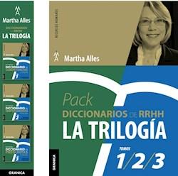 Libro Pack Diccionarios De Rrhh : La Trilogia
