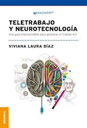 Libro Teletrabajo Y Neurotecnologia