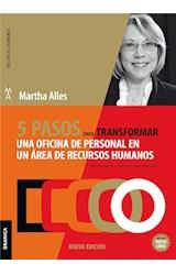 E-book 5 pasos para transformar una oficina de personal en un área de Recursos Humanos