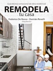 Libro Remodela Tu Casa