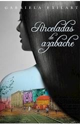 Papel PINCELADAS DE AZABACHE