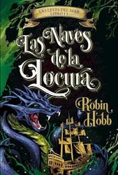 Papel Naves De La Locura, Las (Las Leyes Del Mar Ii)