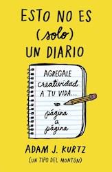 Libro Esto No Es ( Solo ) Un Diario