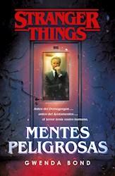 Libro Stranger Things : Mentes Peligrosas
