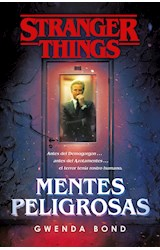 Papel STRANGER THINGS: MENTES PELIGROSAS