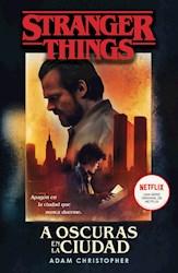 Libro Stranger Things : A Oscuras En La Ciudad