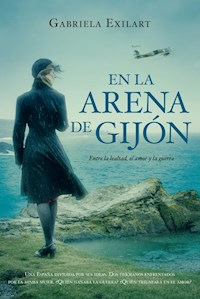 Libro En La Arena De Gijon