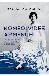 Libro Nomeolvides Armenuhi