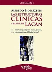 Papel Estructuras Clinicas A Partir De Lacan Volumen I, Las