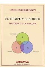 Papel TIEMPO Y EL SUJETO, EL (FUNCION DE LA SINCOPA)
