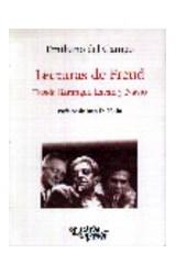 Papel LECTURAS DE FREUD (DESDE BARANGER, LACAN Y NASIO)