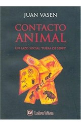 Papel CONTACTO ANIMAL (UN LAZO SOCIAL FUERA DE SERIE)