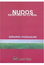Papel NUDOS (ESCRITURA DE LO REAL)