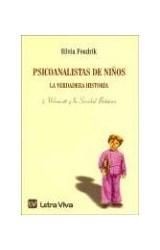 Papel PSICOANALISTAS DE NIÑOS 2 LA VERDADERA HISTORIA