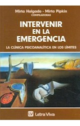 Papel INTERVENIR EN LA EMERGENCIA