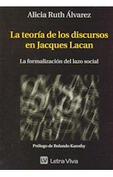 Papel LA TEORIA DE LOS DISCURSOS EN JACQUES LACAN