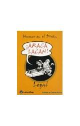 Papel ARACA LACAN! HUMOR EN EL DIVAN