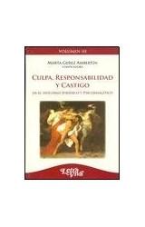 Papel CULPA, RESPONSABILIDAD 3 Y CASTIGO (EN EL DISCURSO JURIDICO