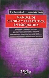 Papel MANUAL DE CLINICA TERAPEUTICA EN PSIQUIATRIA