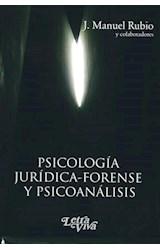 Papel PSICOLOGIA JURIDICA FORENSE Y PSICOANALISIS