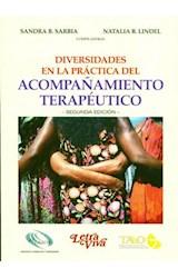 Papel DIVERSIDADES EN LA PRACTICA DEL ACOMPAÑAMIENTO TERAPEUTICO