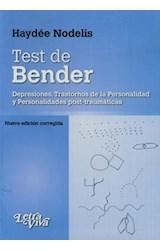 Test TEST DE BENDER (DEPRESIONES, TR.DE PERSONALIDAD Y PERS.POSTR