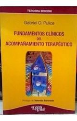 Papel FUNDAMENTOS CLINICOS DEL ACOMPAÑAMIENTO TERAPEUTICO