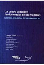 Papel LOS CUATRO CONCEPTOS FUNDAMENTALES DEL PSICOANALISIS