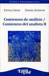 Papel COMIENZOS DE ANALISIS / COMIENZOS DEL ANALISTA II