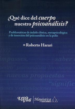 Papel Que Dice Del Cuerpo Nuestro Psicoanalisis?