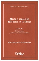 Papel AFECTO Y CAUSACION 1 DEL SUJETO EN LA CLINICA