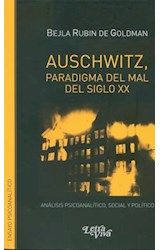 Papel AUSCHWITZ, PARADIGMA DEL MAL DEL SIGLO XX