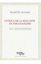 Papel CLINICA DE LA ELECCION 2 EN PSICOANALISIS