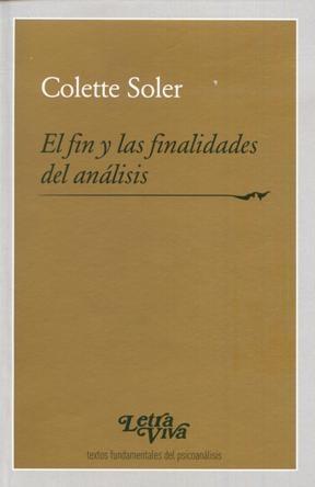 Papel Fin Y Las Finalidades Del Analisis, El