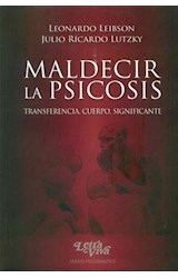Papel MALDECIR LA PSICOSIS