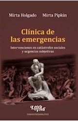 Papel CLINICA DE LAS EMERGENCIAS (INTERVENCIONES EN CATASTROFES SO