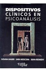Papel DISPOSITIVOS CLINICOS EN PSICOANALISIS