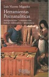 Papel HERRAMIENTAS PSICOANALITICAS