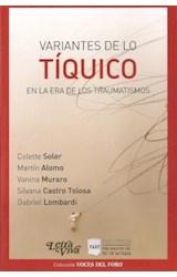 Papel VARIANTES DE LO TIQUICO