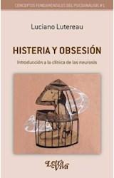 Papel HISTERIA Y OBSESION INTRODUCCION A LA CLINICA DE LAS NEUROSIS (CONCEPTOS FUNDAMENTALES DEL PSICOANAL