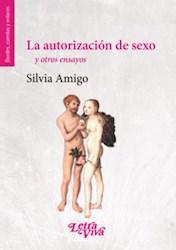 Libro La Autorizacion De Sexo