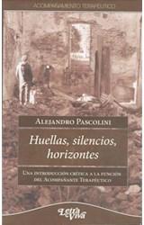 Papel HUELLAS, SILENCIOS, HORIZONTES