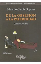 Papel DE LA OBSESION A LA PATERNIDAD (CAMINOS POSIBLES)