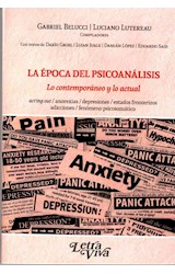 Papel LA EPOCA DEL PSICOANALISIS