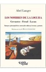 Papel LOS NOMBRES DE LA LOCURA