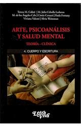 Papel ARTE, PSICOANALISIS Y SALUD MENTAL TEORIA-CLINICA
