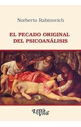 Papel EL PECADO ORIGINAL DEL PSICOANALISIS