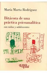 Papel BITACORA DE UNA PRACTICA PSICOANALITICA CON NIÑOS Y ADOLESCE