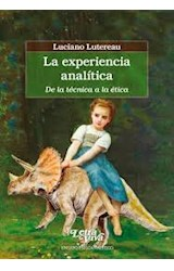 Papel EXPERIENCIA ANALITICA DE LA TECNICA A LA ETICA (COLECCION ENSAYO PSICOANALITICO) (RUSTICA)